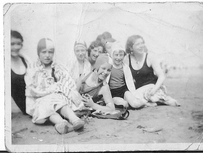 On Holiday Blackpool circa 1936