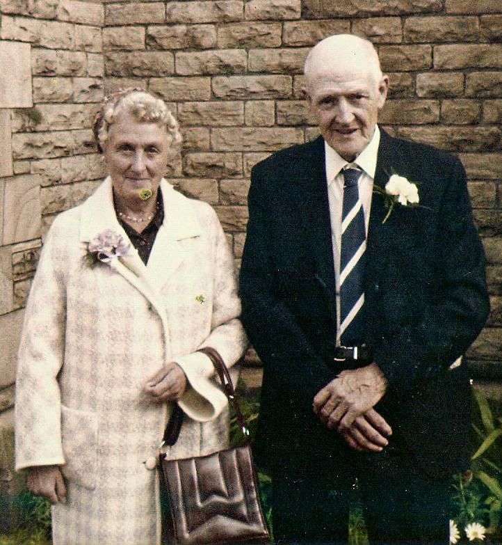 Thomas & Marion Unsworth