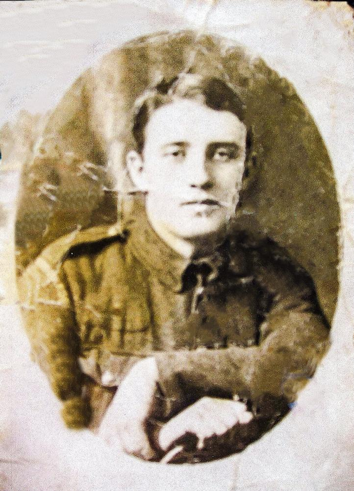 Private Thomas Cunliffe