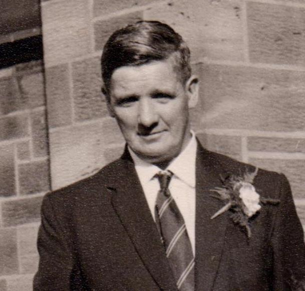 My dad from 7 Clifton road Bryn