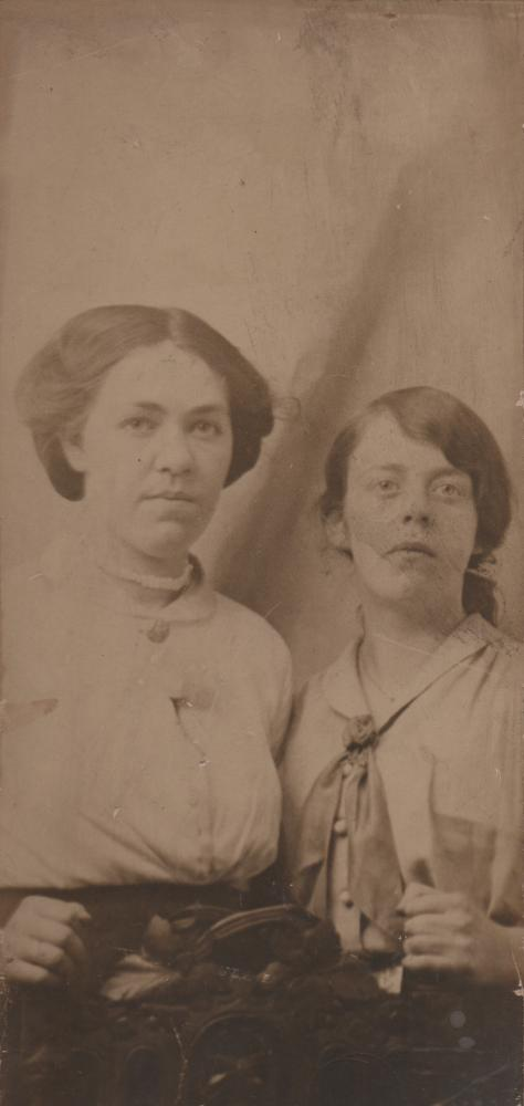 Margaret Alice Ryding and unknown