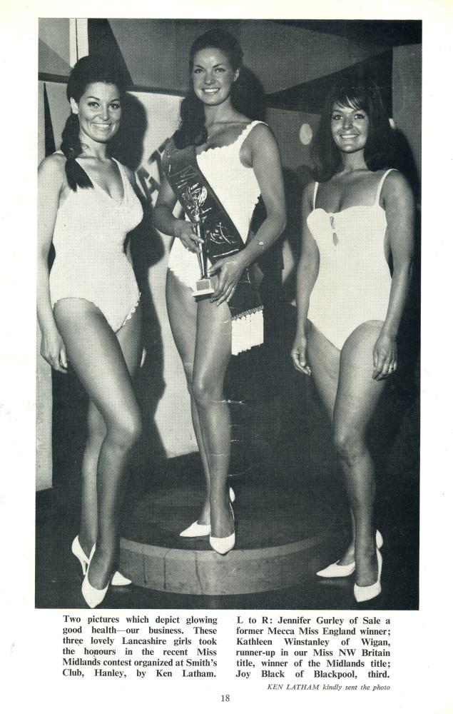 Miss Midlands Contest 1967