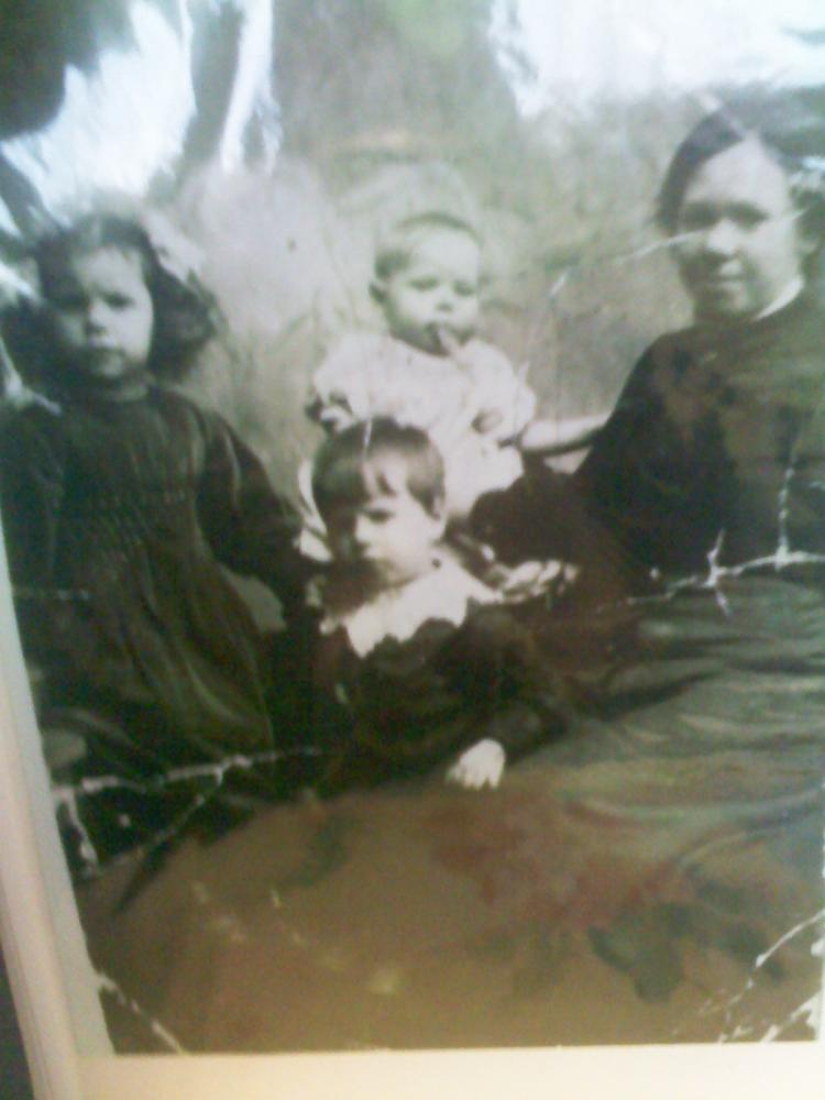 my grandmother margret  alice rigby