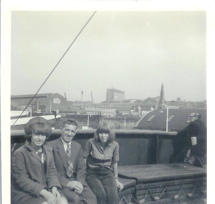 Wigan friends 1964..on the ferry