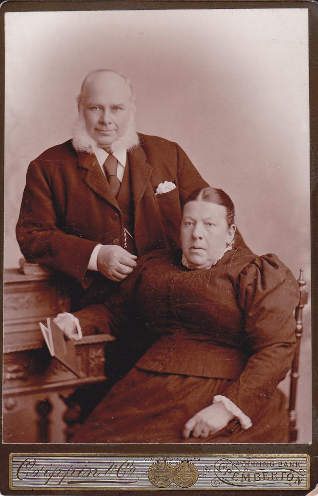 William and Martha Green
