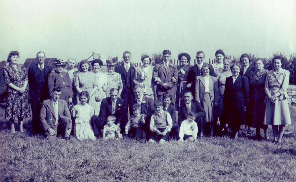 Sutton family of Garswood