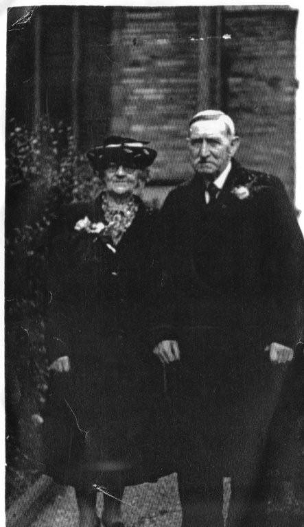 My Great Grandparents PETER BIBBY and EMILY BROWN