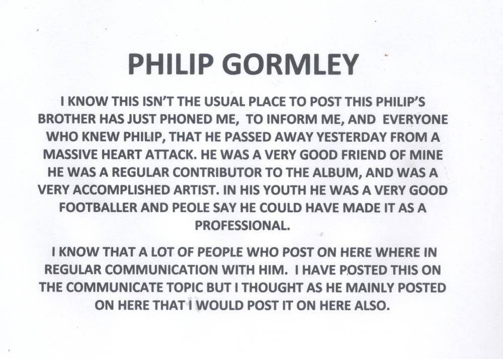Philip Gormley
