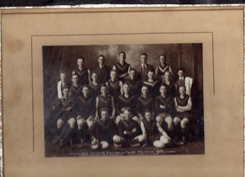 Bill Pennington Australian football premiers