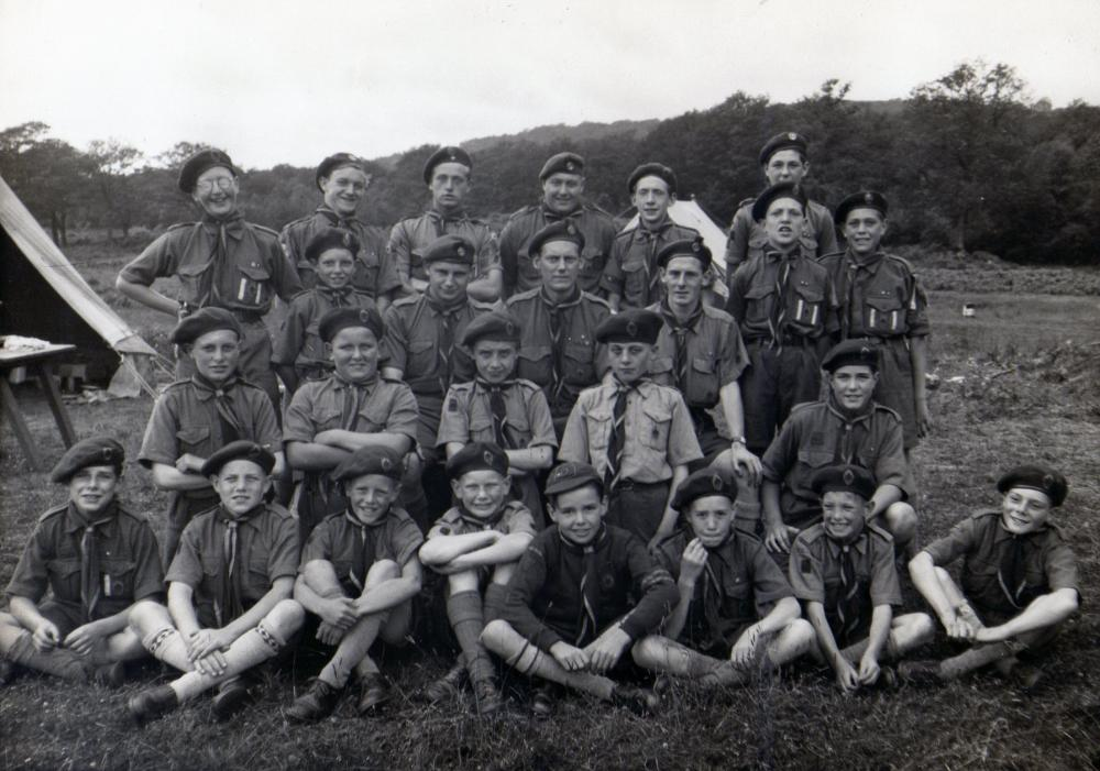 17th Wigan (New Springs)  Boy Scouts.