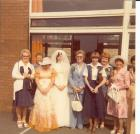 Maureen Flanagan wedding year unknown