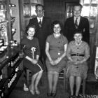 Wellfield Hotel Staff 1970's approx