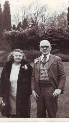 Nan and Grandad Ratchford