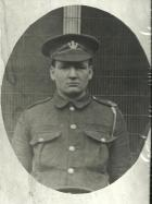 Pte Peter Pilkington WW1