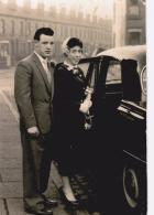 mum and dad wedding 1957