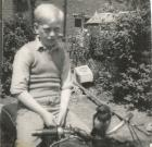 Yours truly, and 'Jimmy' - c1959.