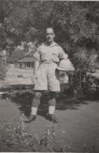George Myers in Burma