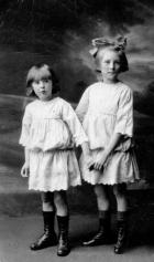 Phylis May and Lily Smith