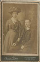 Edwin Davies b 1877 and Esther Davies b 1887
