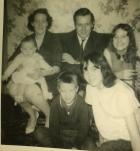 mum, grandparents, auntie and uncles xx
