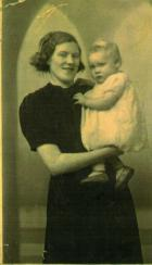 Mother & daughter 1941