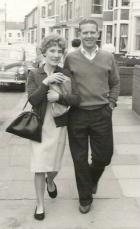 My Mam and Dad.