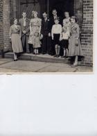 Ainscough / Caunce wedding 1952