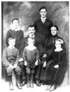 The Gray Family of Ince in 1910