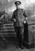 Acting Colour Sergeant George Melbourne Webster