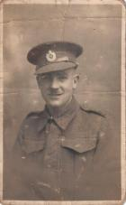 William Finch, Royal Engineers c1940