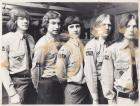 1st Ashton Scouts Queens Scout Award 21st April 1973