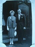 Aunty May and Uncle Bert Mason.