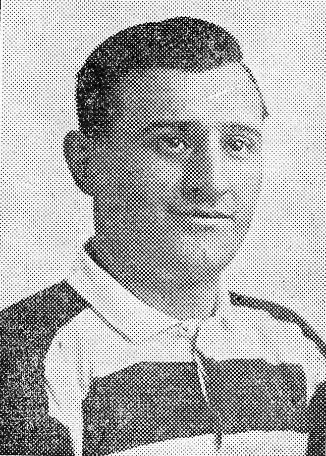 Jack Bennett, a Wigan RL player and Australian Tourist