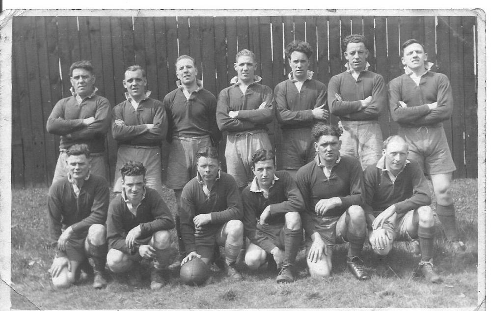 Higher Ince (Rugby League) 1947