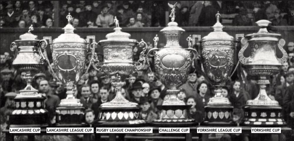 Rugby League Cups identified