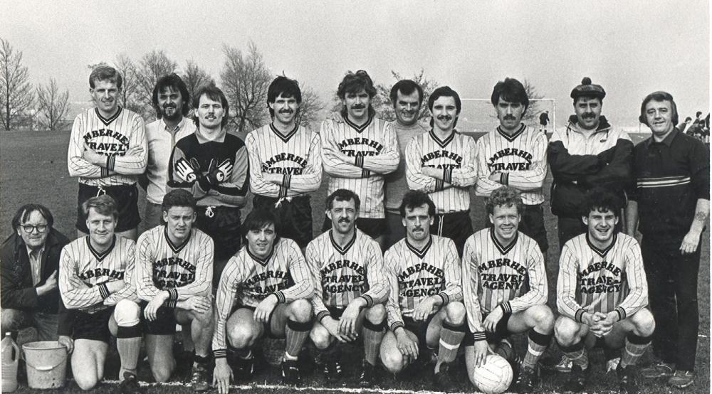 Wigan Youth 1980's