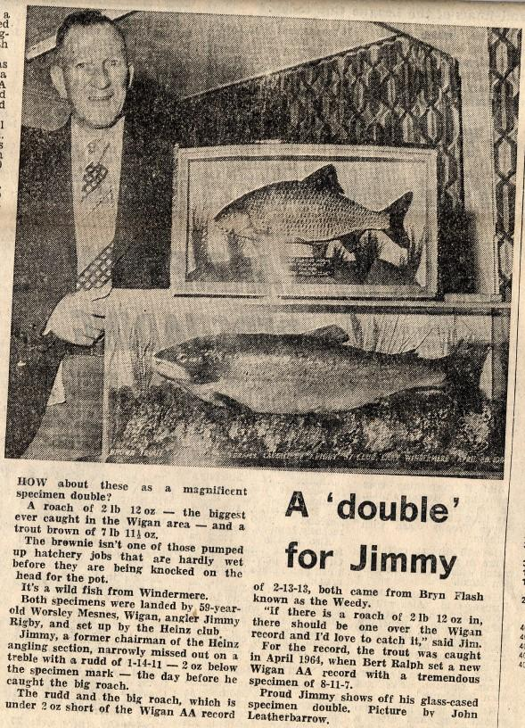 JIMMY RIGBY. DOUBLE