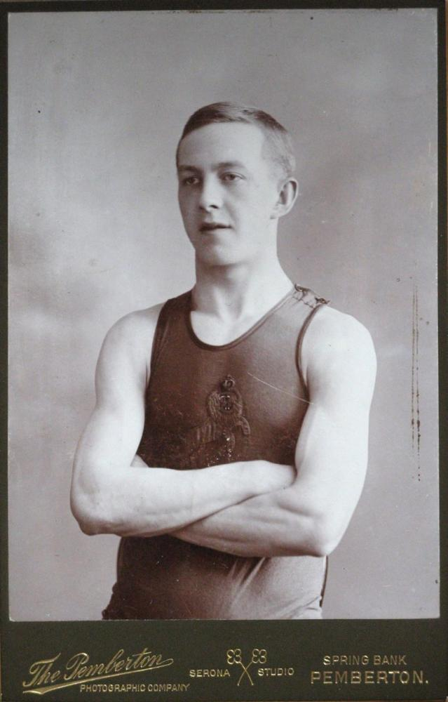 Fredrick Vernon Swift . mid 1900's