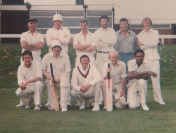 West Lancashire Cricket League Team