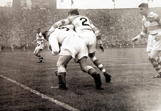 Challenge Cup Final  Wigan v Bradford May 1948