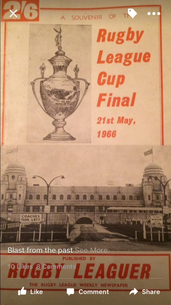 1966 cup Final