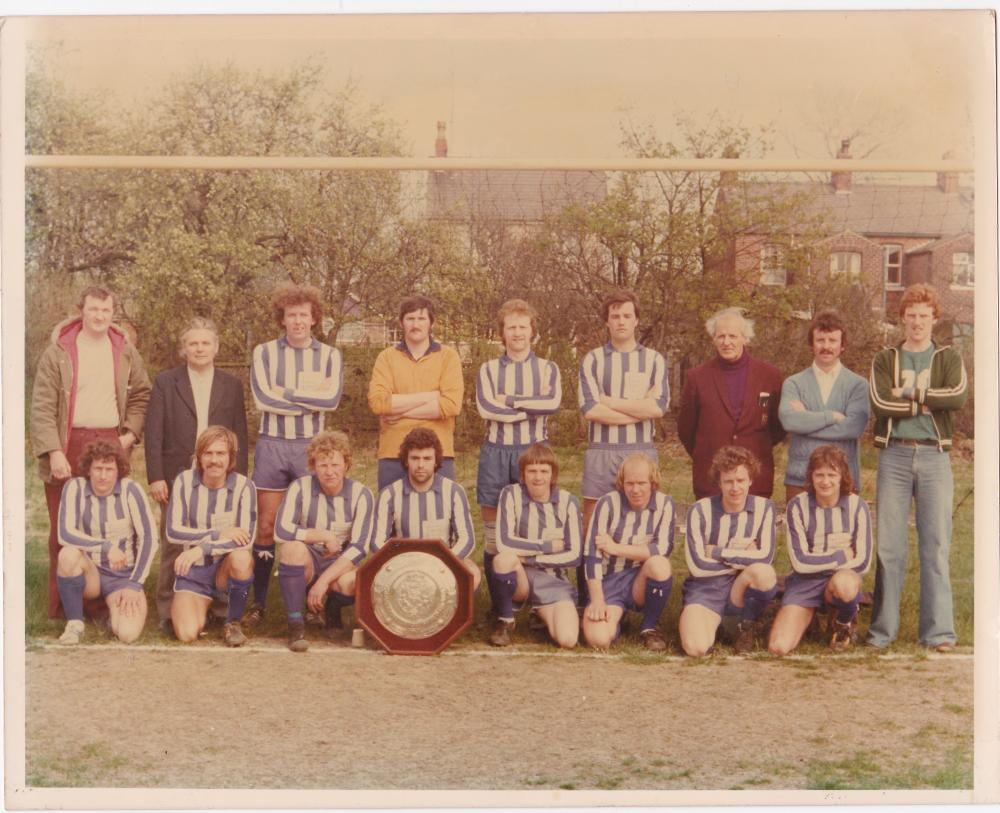 Lancashire Amateur Shield Winners, 1975-1976