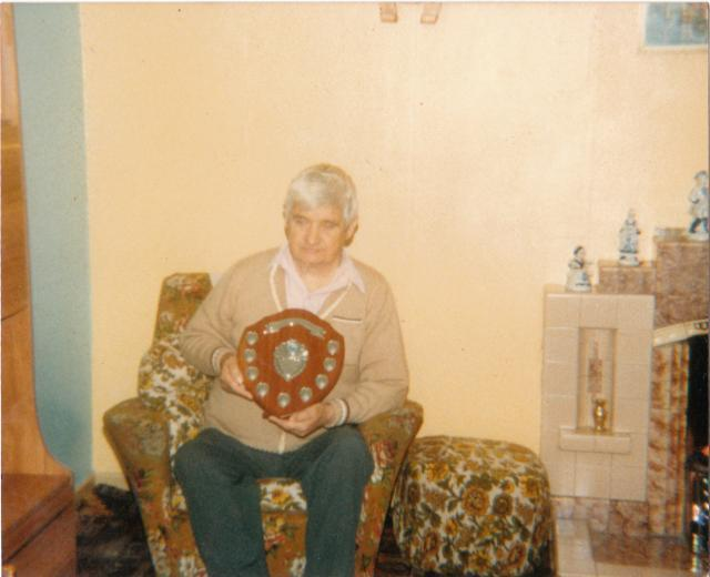 My Dad Arthur Edwards of Bryn
