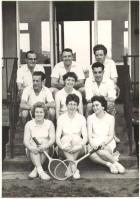 Turner Brothers Tennis Team, late 60s / early 70s.