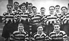Victoria colliery rugby team