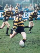 Orrell players who signed professional in the 1980's