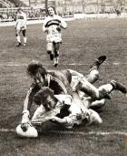 George Fairburn  11th March 1978  Wigan v Bradford ,Central Park