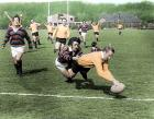 Orrell win Lancashire Cup 1972 - colourised