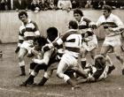 League match. Wigan v Bradford at Odsal. 13 Oct 1974