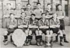 League and cup double, 1951-52 season.